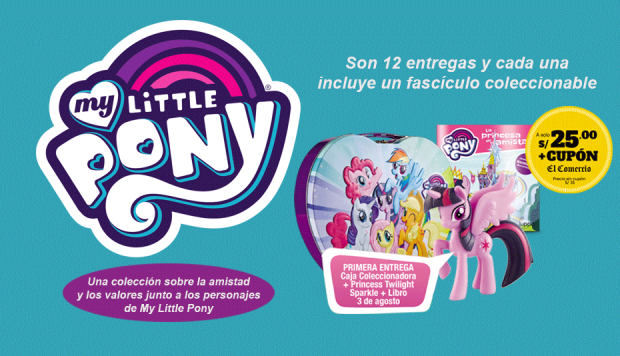 Gráfica My Little Pony