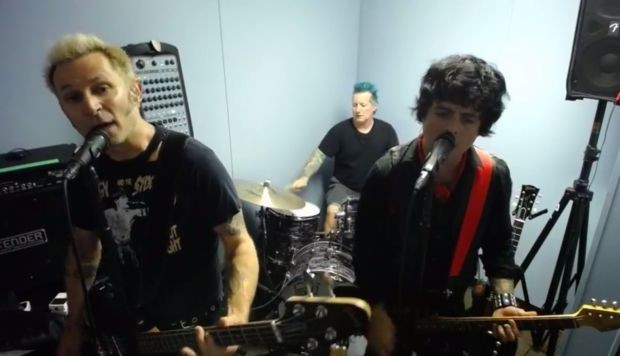 Facebook Green Day