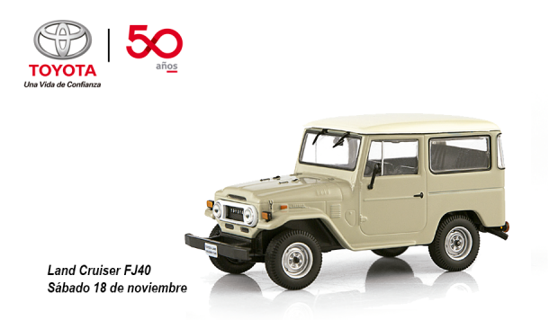 Entrega 7 - Land Cruiser FJ40