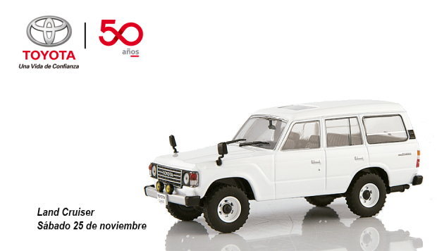 Entrega 8 - Land Cruiser