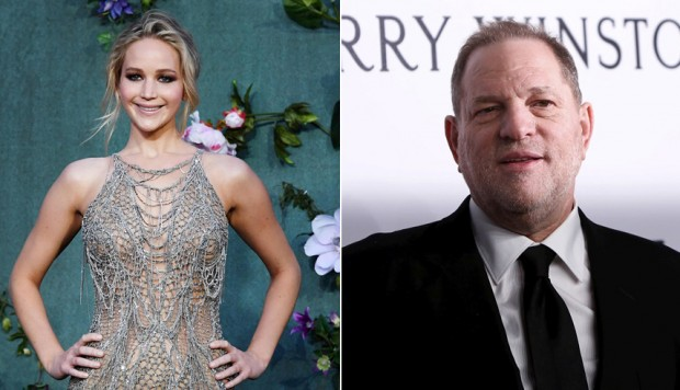 Jennifer Lawrence se pronuncia sobre el caso Harvey Weinstein