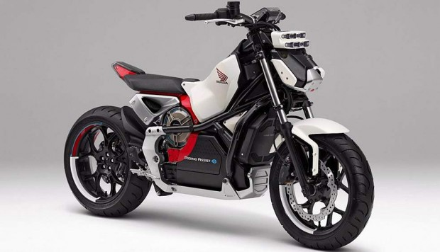 Moto Honda Riding Assist-e Concept
