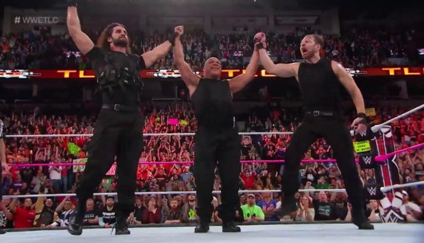 WWE TLC 2017: revive todas las peleas del evento con mesas, escaleras y sillas