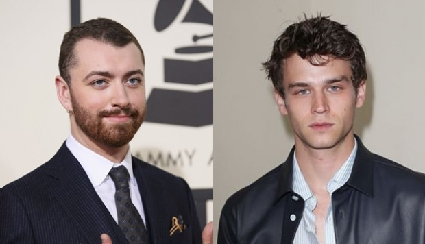 "Actor de ""13 Reasons Why"" y Sam Smith se demuestran su amor en calles de Nueva York"