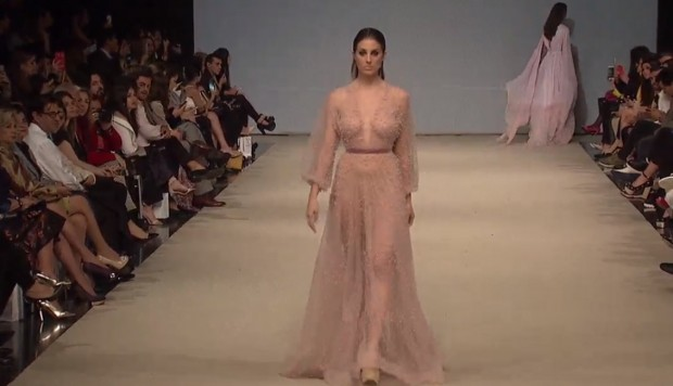 Desfile de Michael Costello en LIF Week