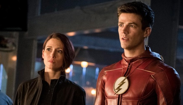 The Flash - Crossover 2017