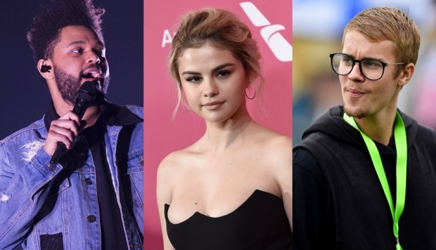 The Weeknd ya superó a Selena, o eso intenta…
