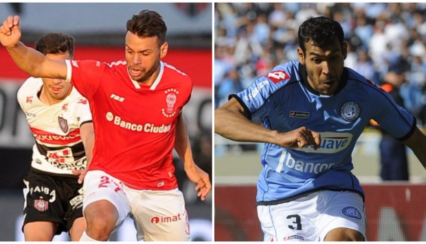Belgrano vs Huracán, Superliga 2017 — Partido en vivo