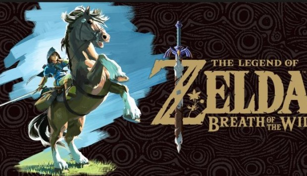 The Game Awards The Legend Of Zelda Breath Of The Wild Es Juego