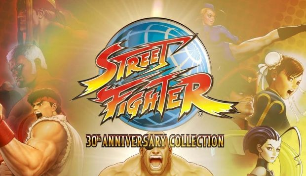 Street Fighter 30th Anniversary Collection está por llegar a consolas y PC