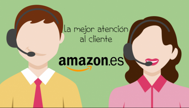 atencion a cliente amazon español