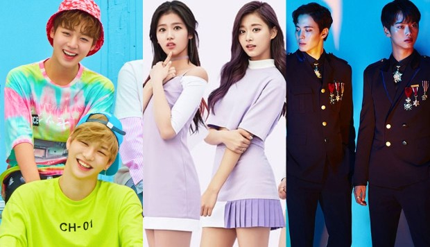 Twice, Wanna One y más llegan a Chile con festival — K-Pop