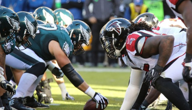 Eagles ganan a Falcons y disputarán final de la NFC