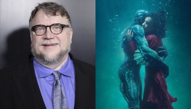 "Guillermo del Toro y ""The Shape of Water"""
