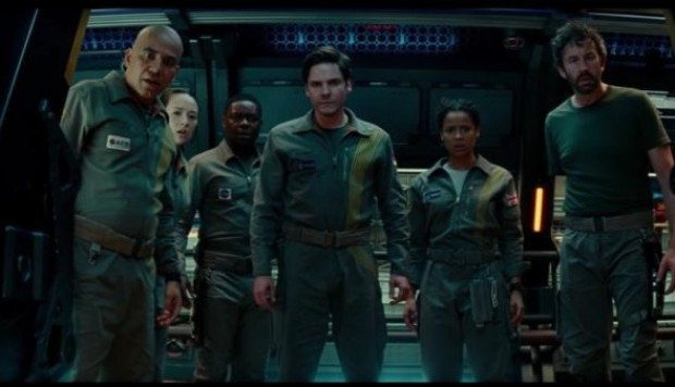 The Cloverfield Paradox - Crítica
