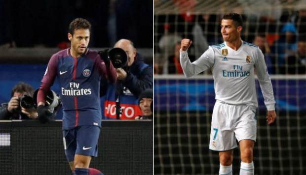 Real Madrid vs. PSG: día, hora y canal por octavos de Champions League. (Foto: AFP)