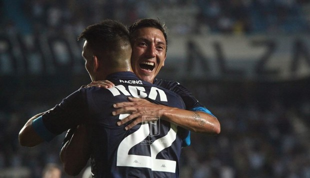 Racing vs. Lanús: se enfrentan por la Superliga Argentina