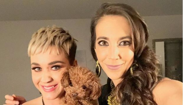 Chiara Pinasco y Katy Perry