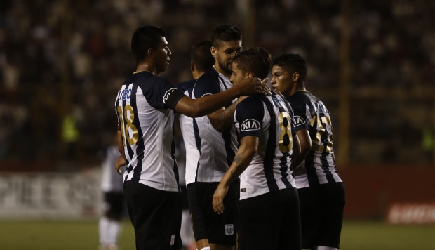 Alianza Lima derrotó 3-1 a Universitario en el Monumental. (Video: Gol Perú)