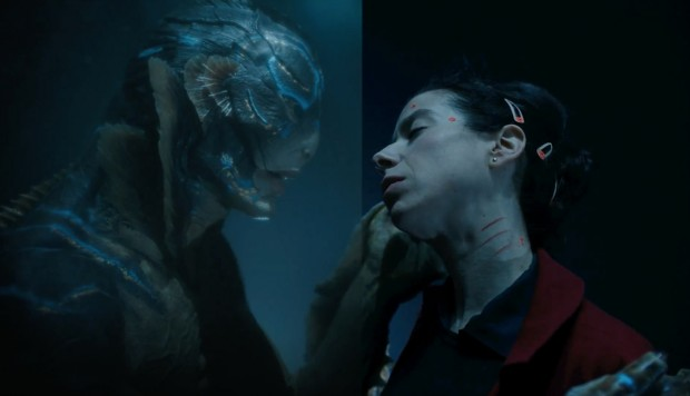 """The Shape of Water"" de Guillermo del Toro"
