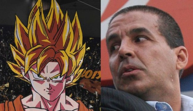 "Facebook: el evento de ""Dragon Ball"" que exasperó a Gonzalo Núñez 