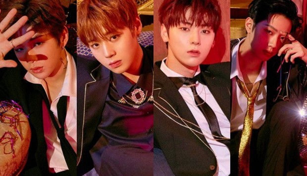 "Wanna One supera 700 mil pre-órdenes con ""I Promise You"""