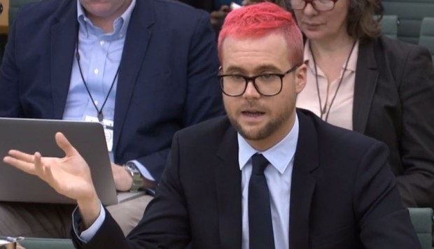 Christopher Wylie - AFP