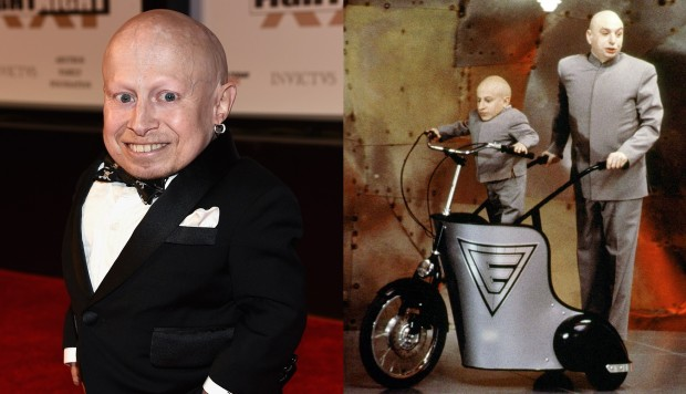 verne troyer mini me