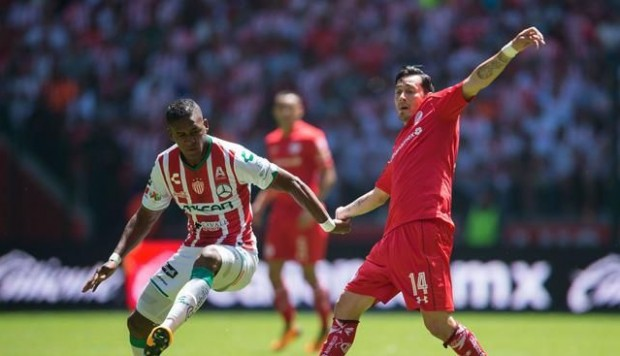 Necaxa vs Toluca, Copa MX 2018 — Final en vivo