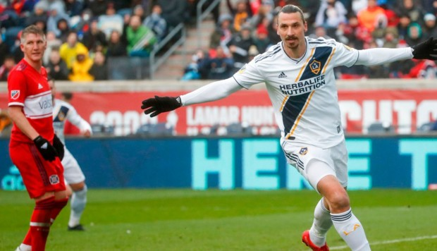 ¡Incontrolable! Zlatan vuelve a anotar en la MLS