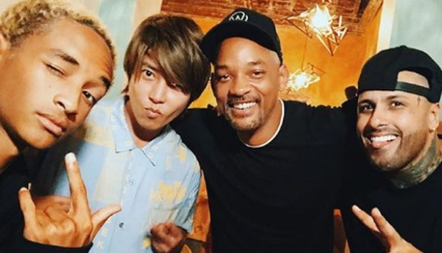 Instagram: Will Smith cumple el #XChallenge junto a Nicky Jam y causa sensación | VIDEO