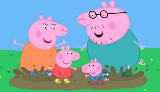 China censura a Peppa Pig por ser un ícono