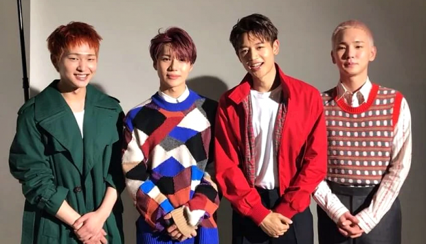 "SHINee se prepara para regreso conjunto ""The Story of Light"""