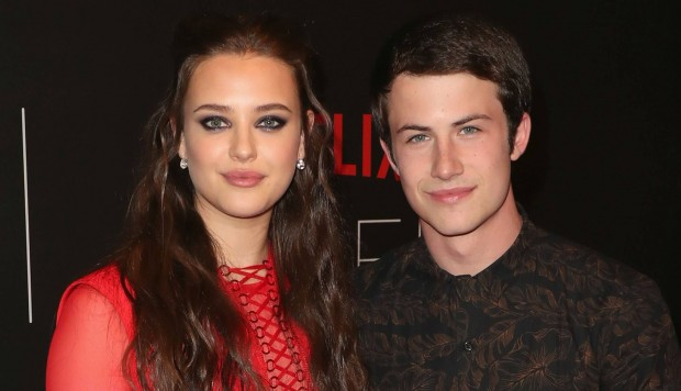 """13 Reasons Why"": Dylan Minnette y Katherine Langford"