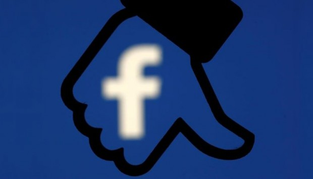 Facebook not a like - Reuters