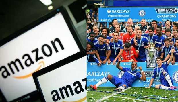 Amazon compra los derechos de la Premier League inglesa