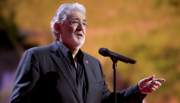 Plácido Domingo. (Foto: Reuters)