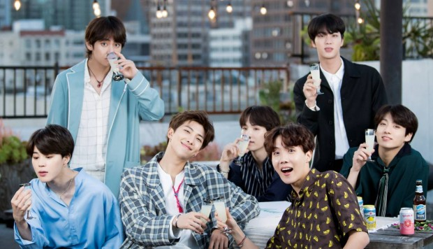 BTS lanza Memories of 2017
