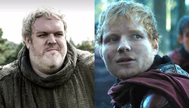 "Hodor - ""Game of Thrones"" - Ed Sheeran"