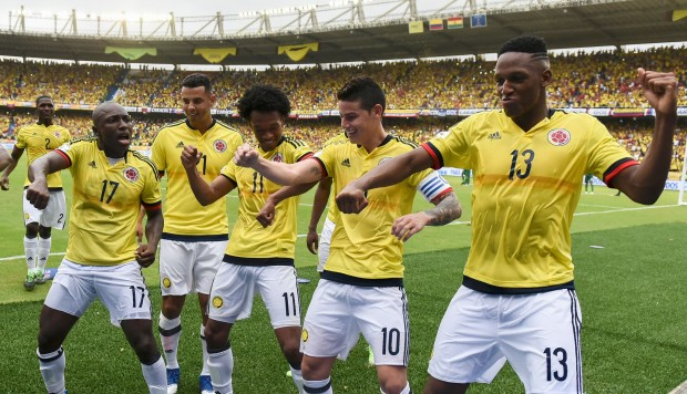 Colombia vs. Inglaterra: Robbie Williams celebra triunfo inglés