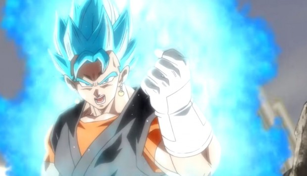Dragon Ball Heroes - Vegito regresa