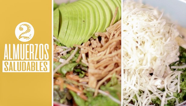 Almuerzos saludables para runners