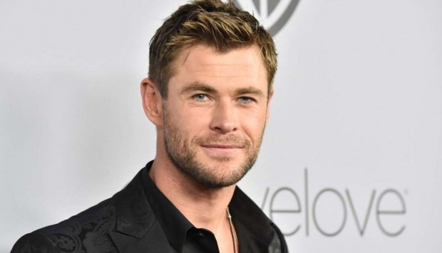 Chris Hemsworth prepara 'reboot' de 'Men in Black'
