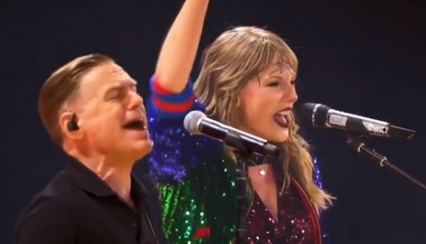 "Taylor Swift y Bryan Adams sorprenden al cantar ""Summer of '69"""