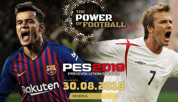Ya está disponible la demo de Pro Evolution Soccer 2019