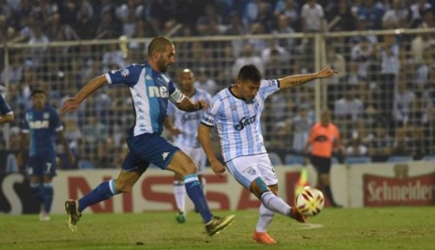 Racing Club vs. Atlético Tucumán EN VIVO vía TyC Sports: este lunes por Superliga argentina. (Foto: Twitter Racing Club)