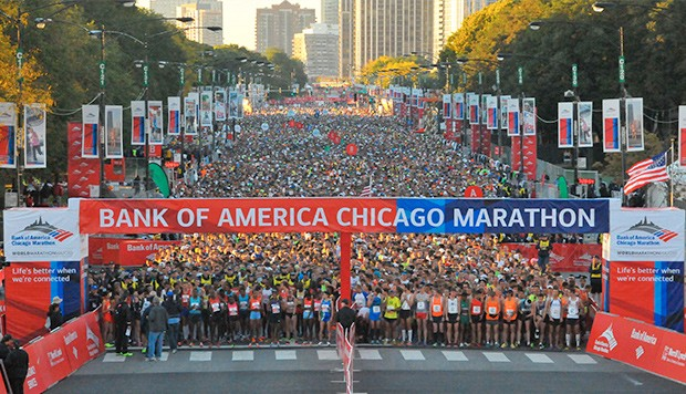 Maratón de Chicago