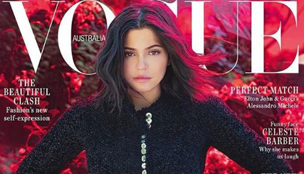 Kylie Jenner vogue
