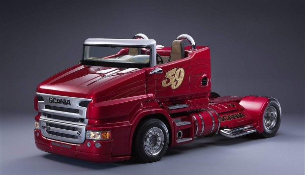 SVEMPA RED PEARL SCANIA