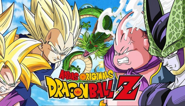 Adidas Originals Dragon Ball Z